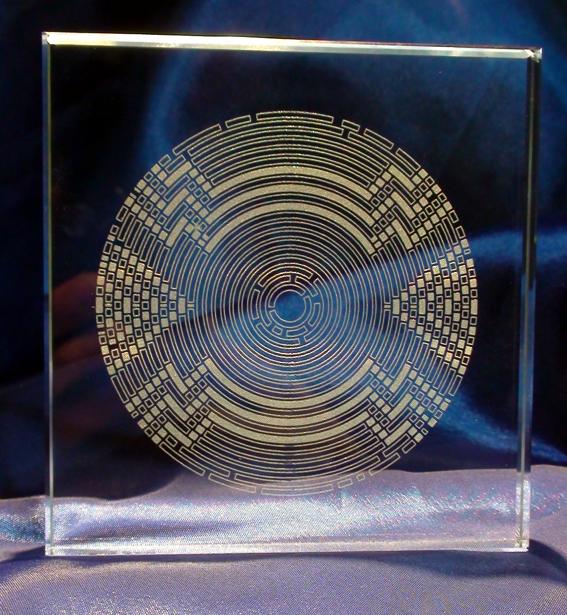 Glass Engraving Large Format